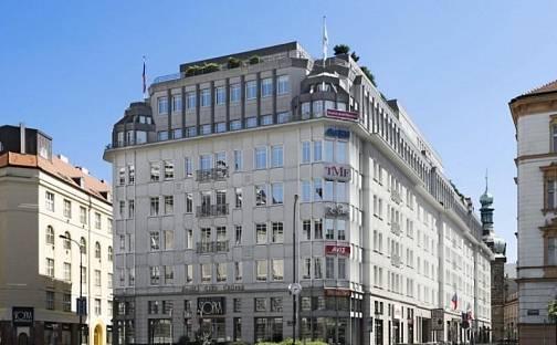 Pronájem kanceláře, 18 m², Klimentská, Praha 1 - Nové Město