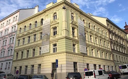 Prodej bytu 1+kk, 52.3 m², Černomořská, Praha 10 - Vršovice