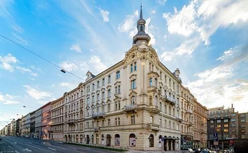 Pronájem kanceláře, 17 m², náměstí I. P. Pavlova, Praha 2 - Nové Město