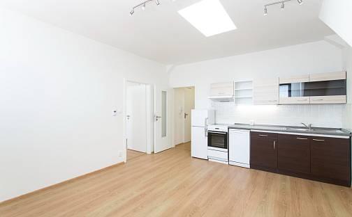 Pronájem bytu 2+kk, 46 m², U plynárny, Praha 10 - Michle