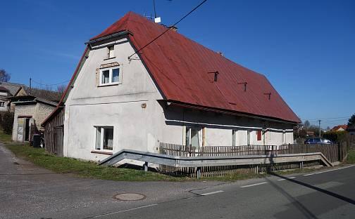 Prodej domu 85 m² s pozemkem 1095 m², Hajnice, okres Trutnov