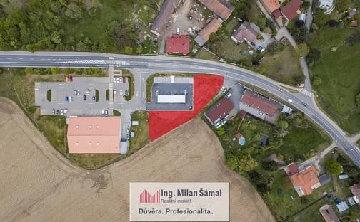 Prodej komerčního pozemku, 1285 m², Sulice, okres Praha-východ