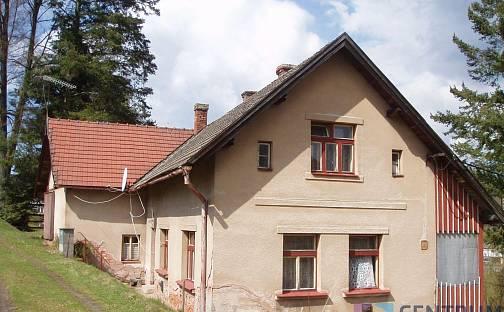 Prodej domu 130m² s pozemkem 2199m², Stará Paka - Ústí, okres Jičín