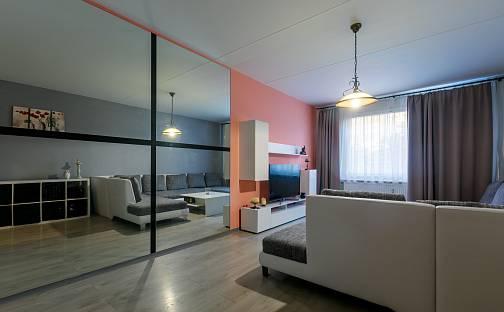 Prodej bytu 4+1, 82 m², Žlutická, Plzeň - Bolevec