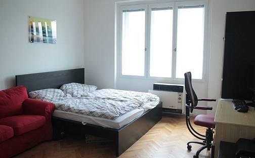 Pronájem bytu 2+1, 62 m², Křišťanova, Praha 3 - Žižkov