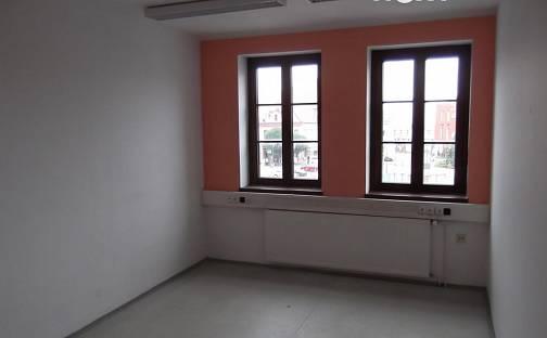 Pronájem kanceláře 63m², Náměstí Přemyslovců, Nymburk