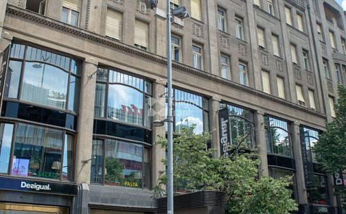 Pronájem kanceláře 184m², Václavské náměstí, Praha 1 - Nové Město