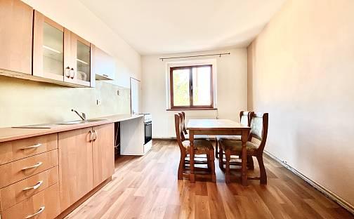 Pronájem bytu 1+1, 44 m², Levého, Rakovník - Rakovník II