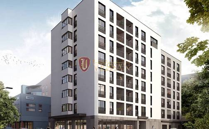 Prodej bytu 2+kk, 52 m², Praha 18 - Letňany