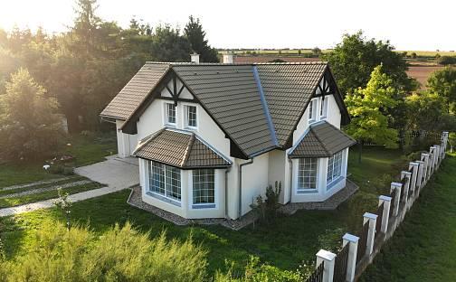 Prodej domu 216 m² s pozemkem 2284 m², Na Obci, Hostouň, okres Kladno