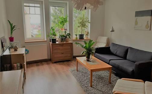 Pronájem bytu 2+1, 60 m², Raisova, Liberec - Liberec I-Staré Město
