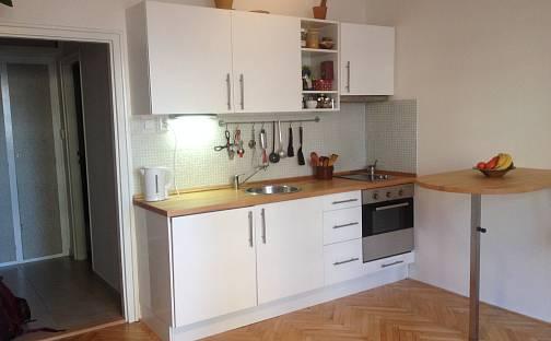 Pronájem bytu 1+kk, 33 m², Ke kapslovně, Praha 3 - Žižkov
