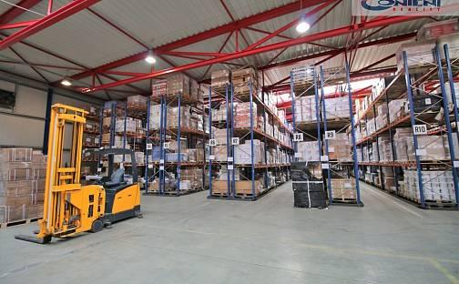 Pronájem skladovacích prostor, 7000 m², Mladá Boleslav - Bezděčín