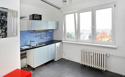 Prodej bytu 1+1, 36 m², Praha 10 - Malešice