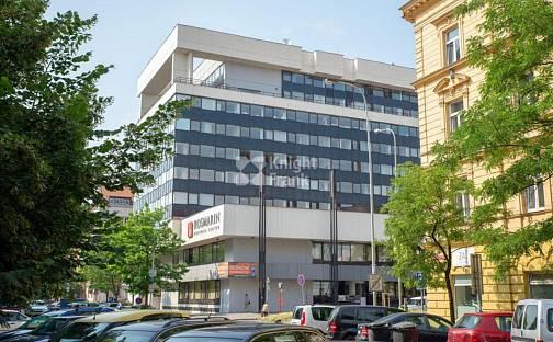 Pronájem kanceláře 137m², Dělnická, Praha 7 - Holešovice