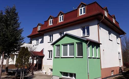 Pronájem bytu 3+kk, 61 m², Na Voře dole, Mariánské Lázně - Úšovice, okres Cheb