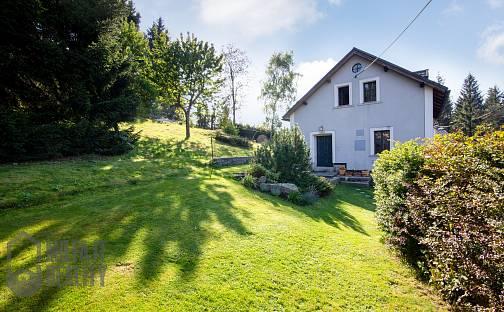 Prodej domu 150 m² s pozemkem 416 m², Janov nad Nisou, okres Jablonec nad Nisou
