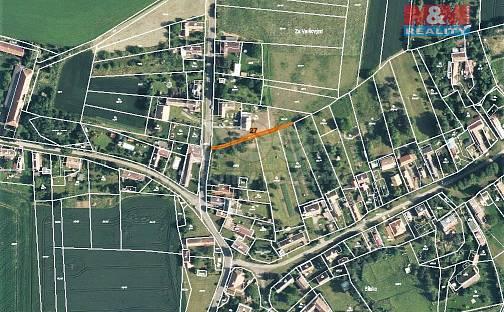 Prodej zahrady 138m², Údrnice, okres Jičín