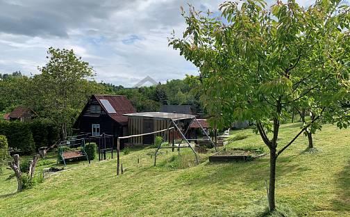Prodej chaty/chalupy 24 m² s pozemkem 700 m², Na Stebni, Turnov, okres Semily