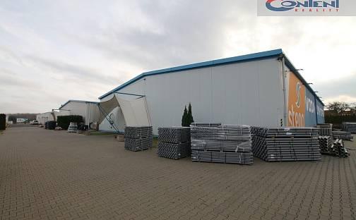 Pronájem skladovacích prostor, 1800 m², Mikulovice, okres Pardubice