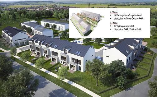 Prodej bytu 3+kk, 73 m², Nad Studánkou, Tursko, okres Praha-západ