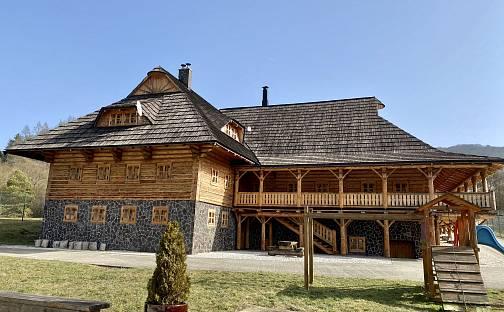 Prodej chaty/chalupy 631m², Trenčiansky kraj, Višňové, Slovensko
