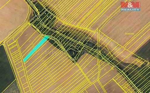 Prodej pole, 692 m², Pavlovice u Přerova, okres Přerov