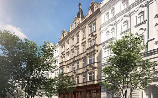 Prodej bytu 2+kk, 54 m², Italská, Praha 2 - Vinohrady