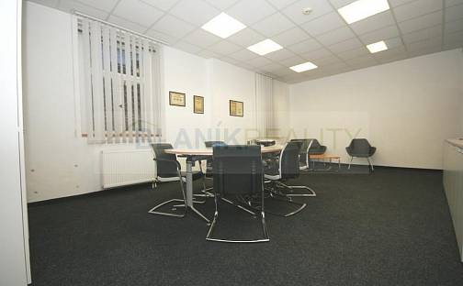Pronájem kanceláře, 100 m², Hanusova, Praha 4 - Michle, okres Praha