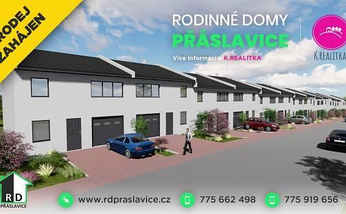 Prodej rodinných domů v Přáslavicích u Olomouce, Přáslavice