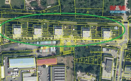 Prodej pozemku 2756m², Praha 3 - Vysočany