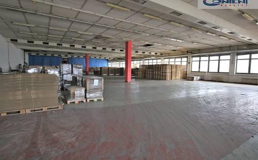 Pronájem skladovacích prostor, 2300 m², Most - Velebudice