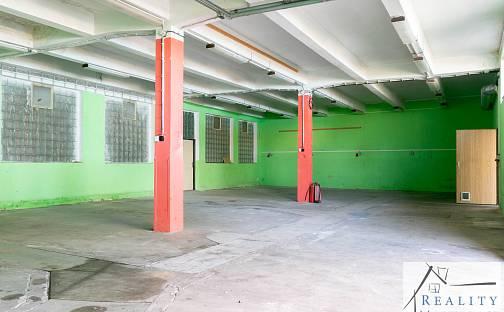 Pronájem skladovacích prostor, 469 m², Lopuchová, Praha 10 - Vršovice