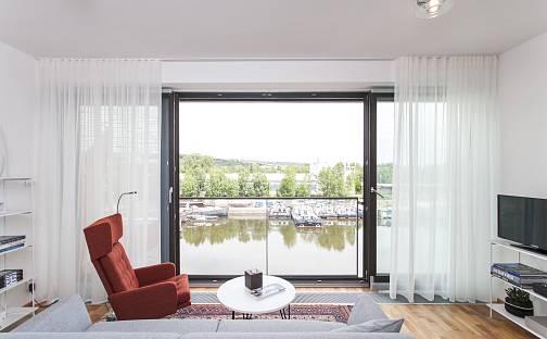 Pronájem bytu 2+kk, 59 m², V přístavu, Praha 7 - Holešovice