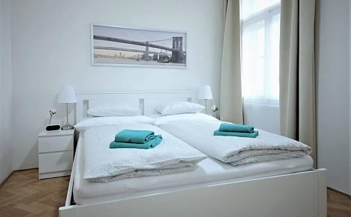 Pronájem bytu 2+1, 60 m², Ostrovského, Praha 5 - Smíchov