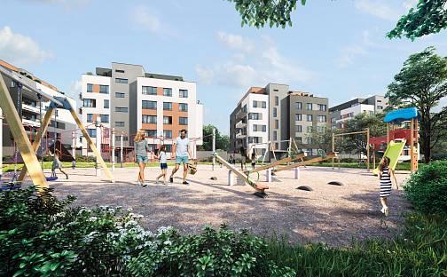 Praha 4 - Michle, projekt Zahrady Bohdalec, U plynárny, Praha