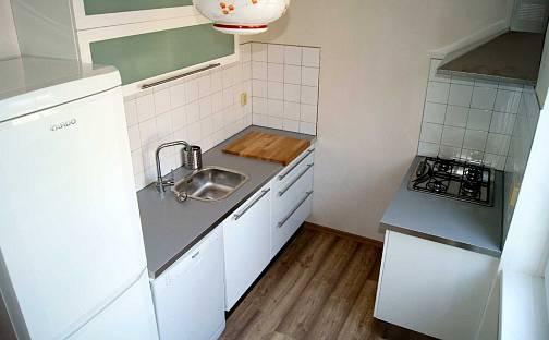 Pronájem bytu 3+1, 61 m², Dvouletky, Praha 10 - Strašnice