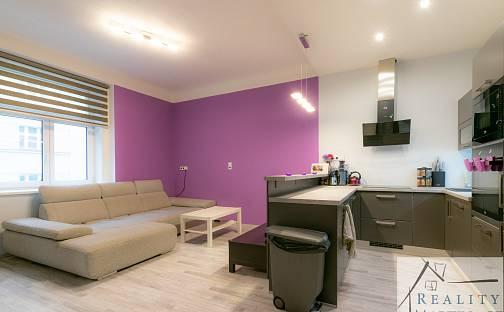 Prodej bytu 3+kk, 82 m², Na Jezerce, Praha 4 - Nusle