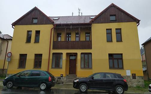 Pronájem bytu 1+1, 40 m², Smetanova, Nejdek, okres Karlovy Vary