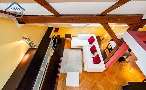 Prodej bytu 3+kk, 90 m², Na Kozačce, Praha 2 - Vinohrady