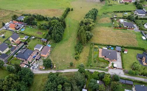 Prodej stavebního pozemku 6437m², Modrá, Petřvald, okres Karviná