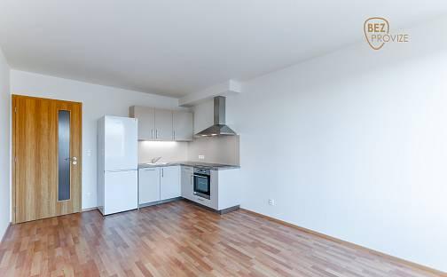 Pronájem bytu 1+kk 37m², Strnadových, Praha 9 - Vysočany