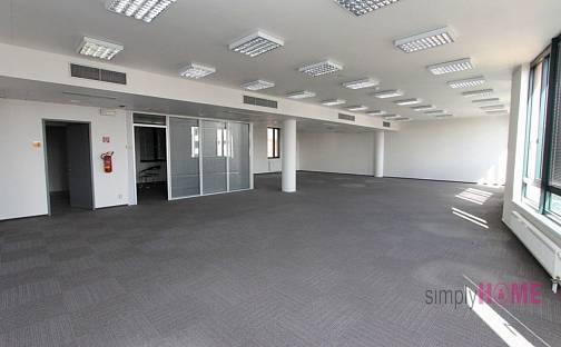 Pronájem kanceláře, 314 m², Antala Staška, Praha
