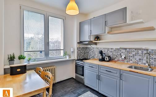Prodej bytu 2+1 61m², Jakutská, Praha 10 - Vršovice