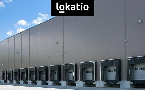 Pronájem skladovacích prostor 9952m², Holubice, okres Vyškov