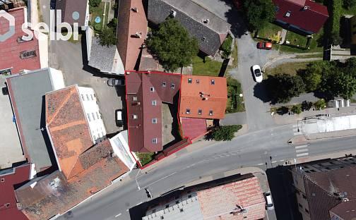 Prodej domu 215 m² s pozemkem 254 m², Zborovská, Plzeň - Doudlevce