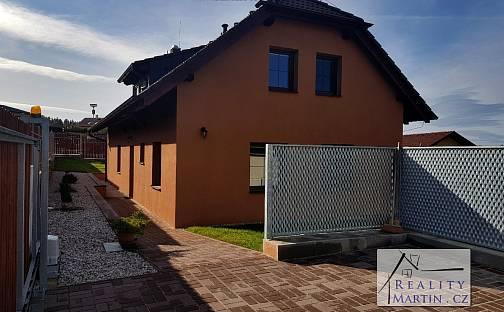 Prodej domu 156 m² s pozemkem 440 m², Milín, okres Příbram