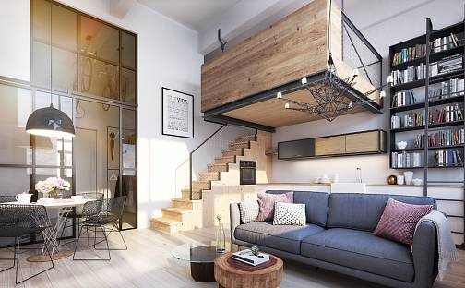 Prodej bytu 2+kk 79m², Naskové, Praha 5 - Košíře