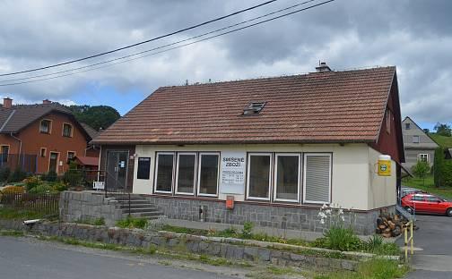 Prodej domu (jiného typu) s pozemkem 386 m², Nový Malín - Mladoňov, okres Šumperk