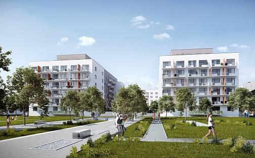 Pronájem bytu 2+kk, 58 m², Moravcových, Praha 9 - Vysočany